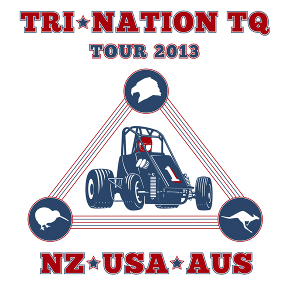 NZ Tri-Nation Tee